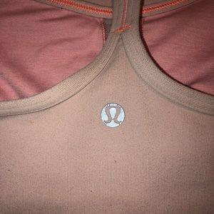lululemon athletica Tops - MAKE OFFER LuluLemon Power Y Tank  Pink Size 4
